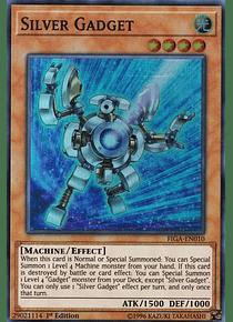 Silver Gadget - FIGA-EN010 - Super Rare
