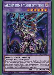 Archfiend's Manifestation - FIGA-EN034 - Secret Rare