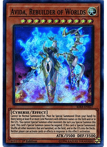 Avida, Rebuilder of Worlds - RIRA-EN027 - Super Rare