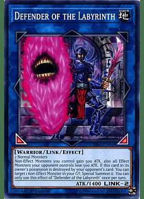 Defender of the Labyrinth - RIRA-EN049 - Common