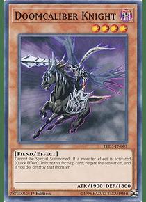 Doomcaliber Knight - LED5-EN007 - Common