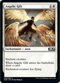 Angelic Gift - M20 - C