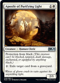 Apostle of Purifying Light - M20 - U