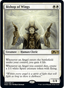 Bishop of Wings - M20 - R