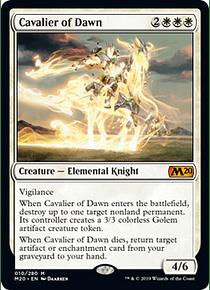 Cavalier of Dawn - M20 - M