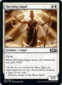 Dawning Angel - M20 - C