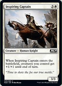 Inspiring Captain - M20 - C