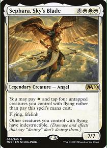 Sephara, Sky's Blade - M20 - R