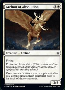 Archon of Absolution - ELD - U