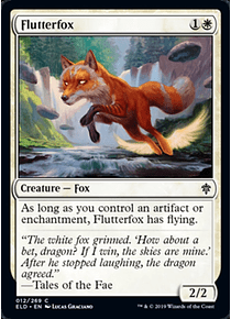 Flutterfox - ELD - C