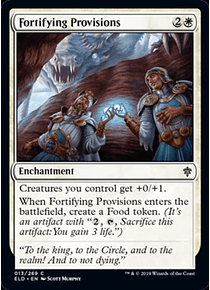 Fortifying Provisions  - ELD - C
