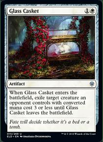 Glass Casket - ELD - U