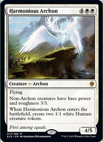 Harmonious Archon - ELD - M