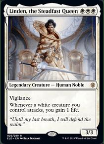 Linden, the Steadfast Queen - ELD - R