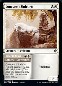 Lonesome Unicorn  - ELD - C