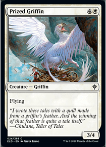 Prized Griffin - ELD - C