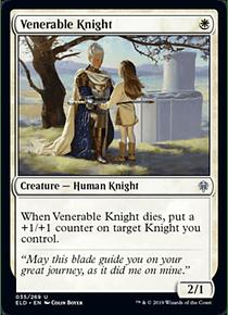 Venerable Knight - ELD - U