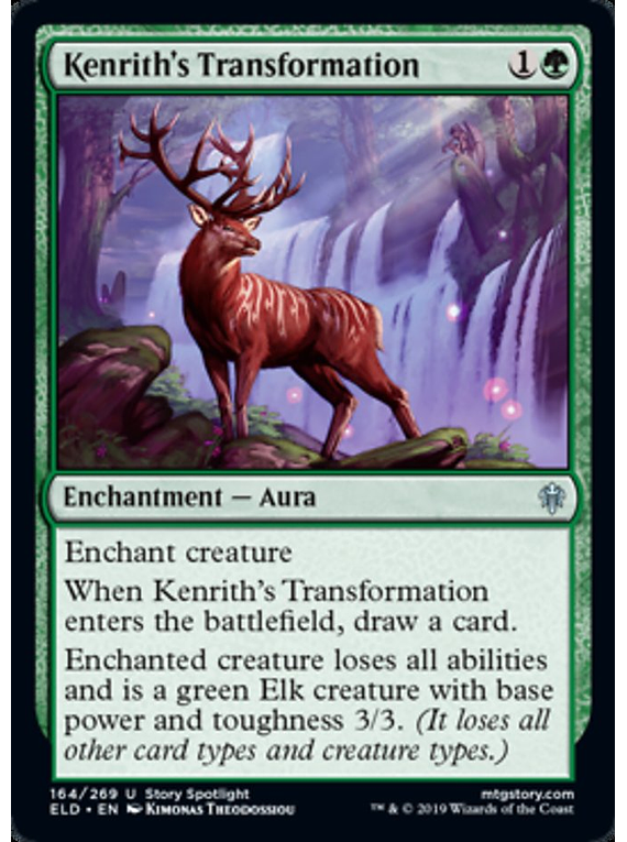 Kenrith's Transformation - ELD - U