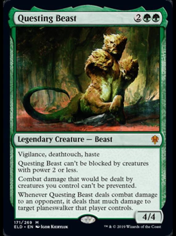 Questing Beast - ELD - M