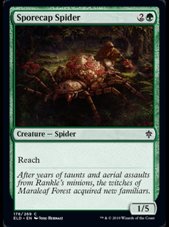 Sporecap Spider - ELD - C