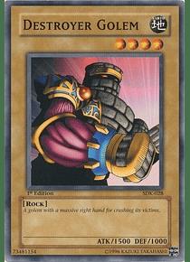 Destroyer Golem - SDK-028 - Common