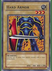Hard Armor - LOB-074 - Common