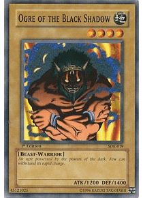 Ogre of the Black Shadow - SDK-019 - Common