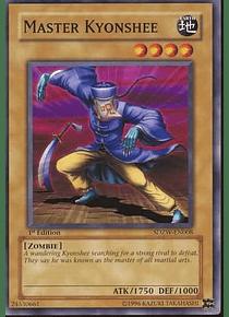 Master Kyonshee - SDZW-EN008 - Common