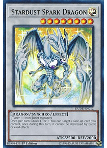 Stardust Spark Dragon - DUDE-EN012 - Ultra Rare