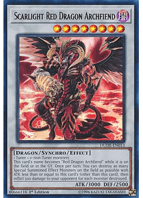 Scarlight Red Dragon Archfiend - DUDE-EN013 - Ultra Rare