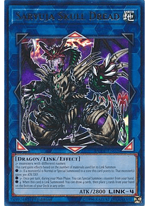Saryuja Skull Dread - DUDE-EN026 - Ultra Rare