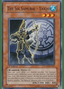 The Six Samurai - Yaichi - STON-EN007 - Common