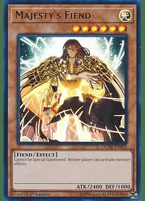 Majesty's Fiend - DUDE-EN035 - Ultra Rare