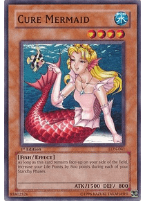 Cure Mermaid - LON-041 - Common