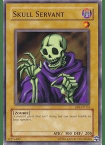 Skull Servant - DB1-EN101 - Common
