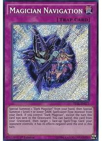 Magician Navigation - TDIL-EN071 - Secret Rare