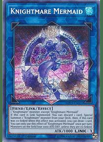 Knightmare Mermaid - MP19-EN025 - Prismatic Secret Rare