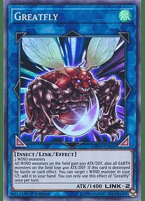 Greatfly - MP19-EN032 - Super Rare