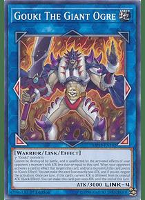 Gouki The Giant Ogre - MP19-EN102 - Common