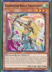 Gladiator Beast Sagittarii - CHIM-EN011 - Rare