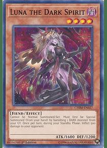 Luna the Dark Spirit - CHIM-EN027 - Common