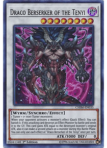 Draco Berserker of the Tenyi - CHIM-EN035 - Ultra Rare