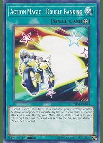 Action Magic - Double Banking - CHIM-EN094 - Common