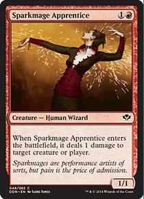 Sparkmage Apprentice - DDN - C
