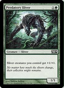 Predatory Sliver - M14 - C