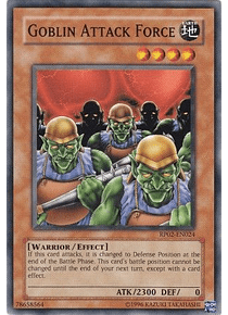 Goblin Attack Force - RP02-EN024 - Common