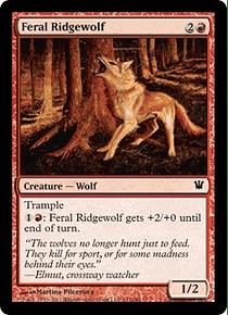 Feral Ridgewolf - INS - C