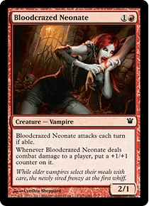 Bloodcrazed Neonate - INS - C