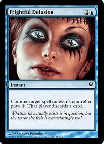 Frightful Delusion - INS - C