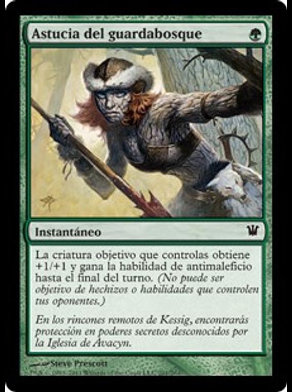 Ranger's Guile - INS - C